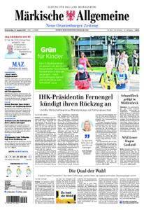 Neue Oranienburger Zeitung - 31. August 2017