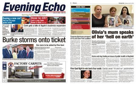 Evening Echo – June 19, 2018