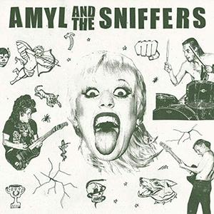 Amyl and the Sniffers - Amyl and The Sniffers (2019)