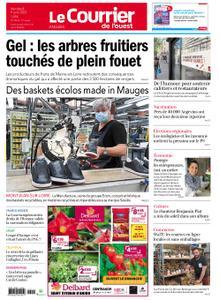 Le Courrier de l'Ouest Angers – 09 avril 2021
