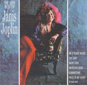 Janis Joplin - The Very Best Of Janis Joplin (1983) {1995, Remastered}