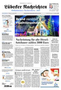 Lübecker Nachrichten Ostholstein Süd - 09. November 2018