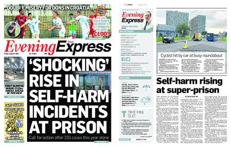 Evening Express – August 09, 2019