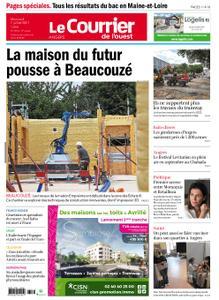 Le Courrier de l'Ouest Angers – 07 juillet 2021