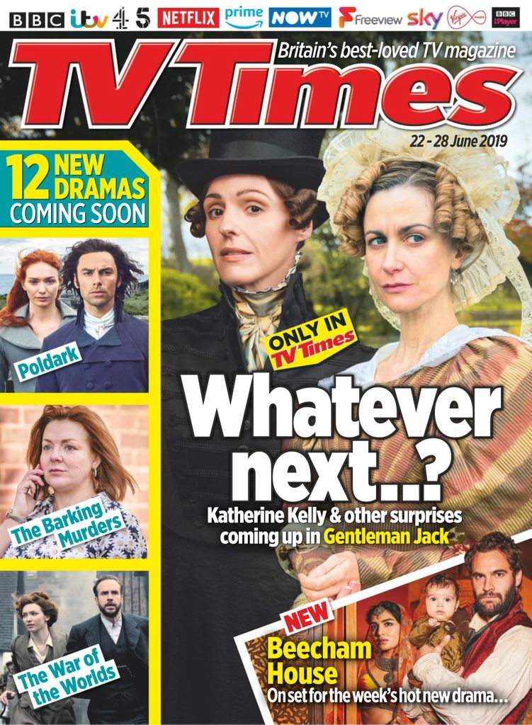 TV Times - 22 June 2019