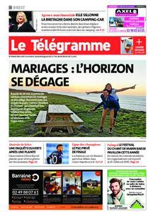 Le Télégramme Brest – 05 mai 2021