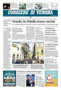 Corriere di Verona - 8 Febbraio 2018