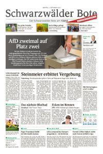 Schwarzwälder Bote Oberndorf - 02. September 2019