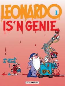 "Strip - ""Leonardo - 01 - Is 'n Genie cbr"
