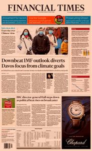 Financial Times UK – 21 January 2020