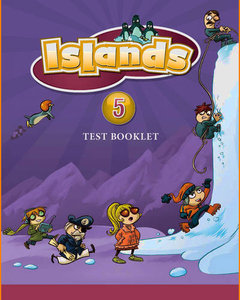 ENGLISH COURSE • Islands • Level 5 • Test Booklet (2012)