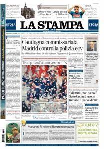 La Stampa Torino Provincia e Canavese - 22 Ottobre 2017