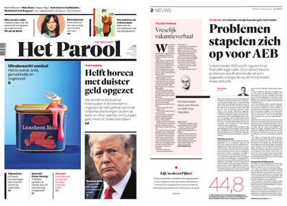 Het Parool – 10 augustus 2019