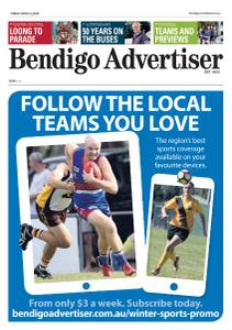 Bendigo Advertiser - April 12, 2019