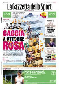 La Gazzetta dello Sport – 03 ottobre 2020