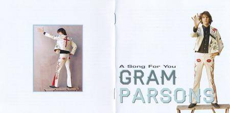 Gram Parsons - A Song For You (2017) [7CD Limited Edition Box Set]