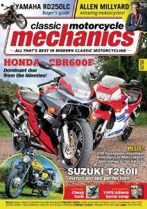 Classic Motorcycle Mechanics - May 2016