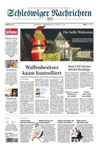 Schleswiger Nachrichten - 04. Dezember 2018