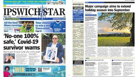 Ipswich Star – August 31, 2020