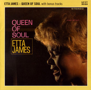 Etta James - Queen Of Soul (1964) Expanded Reissue 2012 [Re-Up]