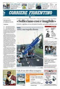 Corriere Fiorentino La Toscana - 23 Agosto 2018