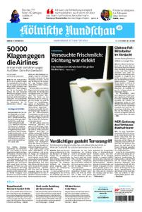 Kölnische Rundschau Wipperfürth/Lindlar – 12. Oktober 2019