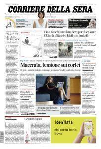Corriere della Sera - 9 Febbraio 2018