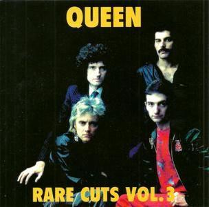 Queen - Rare Cuts Vol. 3 (2011) {Remastered, Japan}