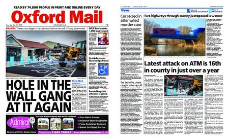 Oxford Mail – March 02, 2019
