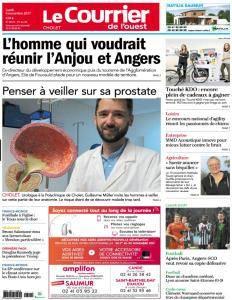 Le Courrier de l'Ouest Cholet - 6 Novembre 2017