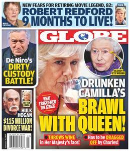 Globe – February 18, 2019