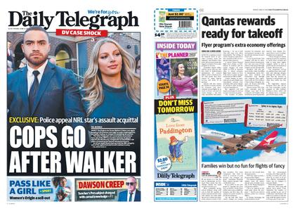 The Daily Telegraph (Sydney) – June 21, 2019