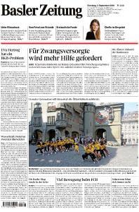 Basler Zeitung - 3 September 2019