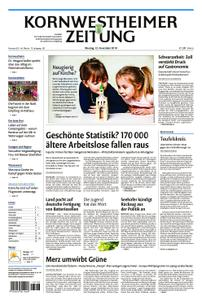Kornwestheimer Zeitung - 12. November 2018