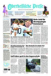 Oberhessische Presse Marburg/Ostkreis - 05. September 2017