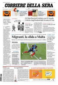 Corriere della Sera - 14 Luglio 2018