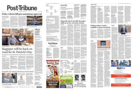 Post-Tribune – March 17, 2021