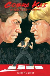 IDW-Cobra Kai The Karate Kid Saga Continues Johnny s Story 2020 Hybrid Comic eBook