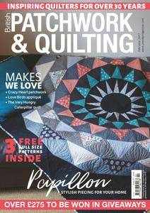 Patchwork & Quilting UK - February 2017