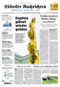 Lübecker Nachrichten Ostholstein Süd - 07. Mai 2019