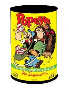 IDW-Popeye The Great Comic Books Tales By Bud Sagendorf 2020 Hybrid Comic eBook