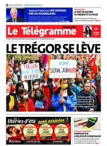 Le Télégramme Ouest Cornouaille – 05 juillet 2020