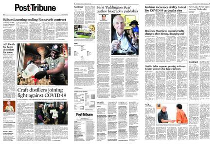 Post-Tribune – April 02, 2020