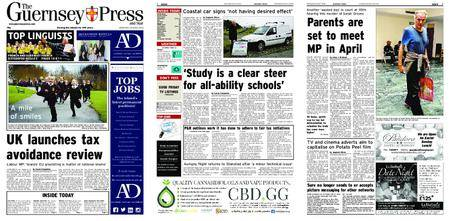 The Guernsey Press – 28 March 2018