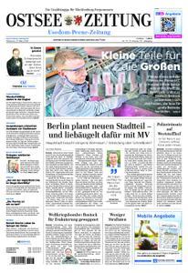 Ostsee Zeitung Wolgast - 27. März 2019