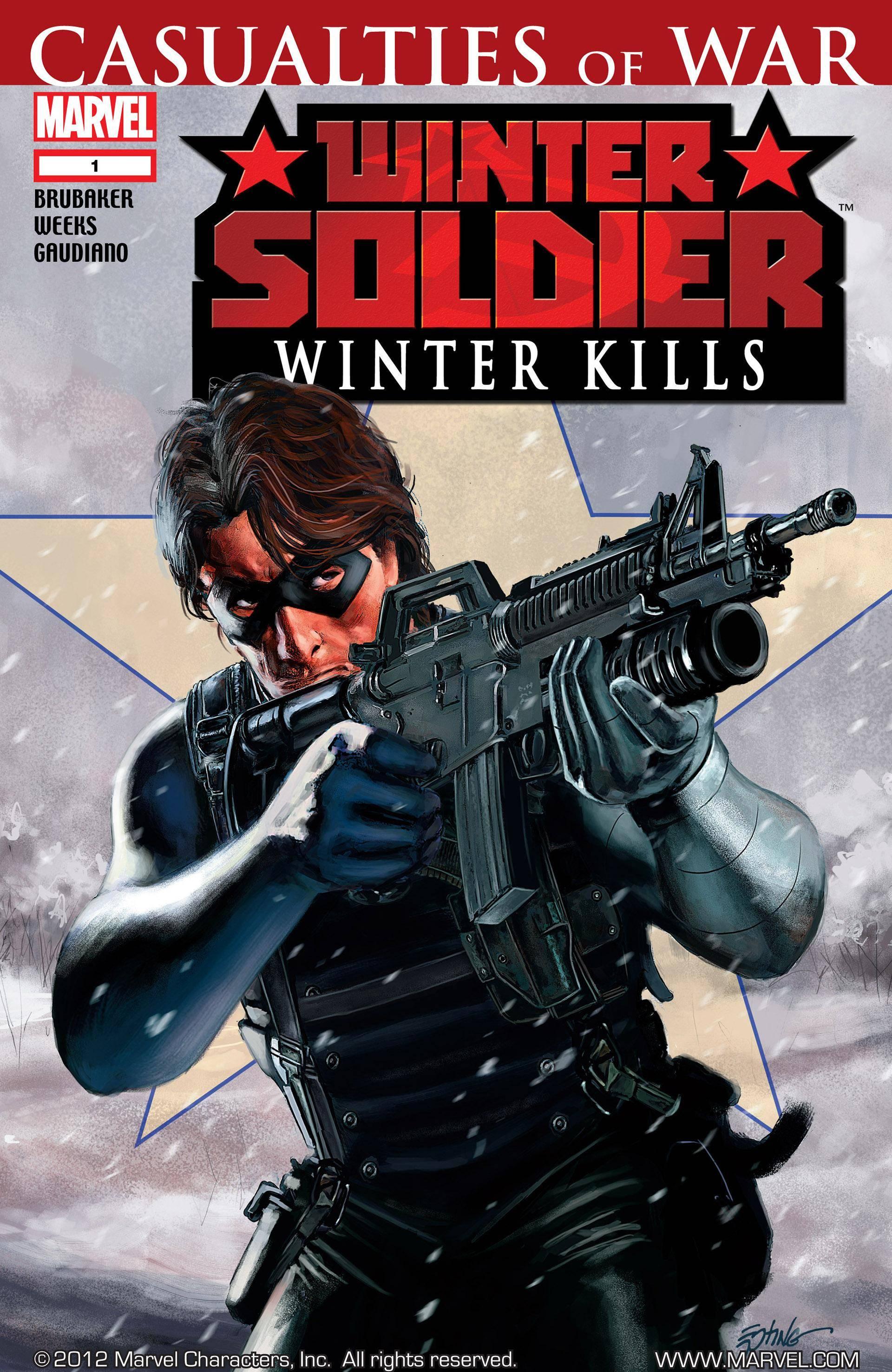 Winter Soldier - Winter Kills 2007 Digital