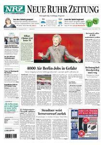 NRZ Neue Ruhr Zeitung Essen-Postausgabe - 26. Oktober 2017
