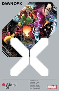 Dawn Of X v01 2020 Digital Kileko