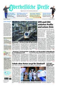 Oberhessische Presse Marburg/Ostkreis - 12. Februar 2019