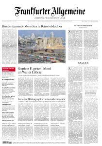 Frankfurter Allgemeine Zeitung - 6 August 2020